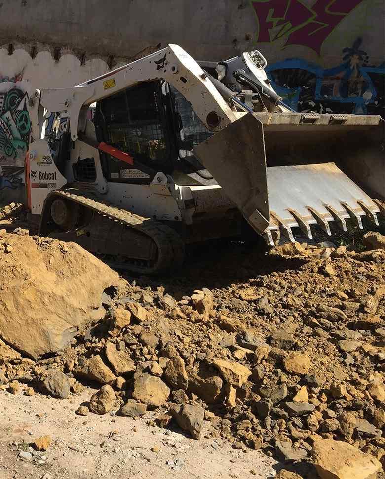 descontaminación de suelos